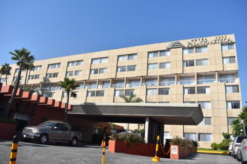Hotel Palacio Azteca Tijuana